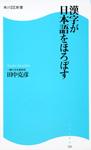 漢字が日本語をほろぼす 角川SSC新書
