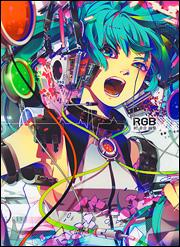 秋 赤音画集 −RGB−