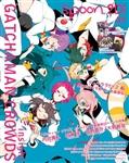 spoon.2Di vol.3 表紙巻頭特集「ガッチャマンクラウズ インサイト」/Wカバー「デュラララ!!×2 転」