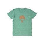 おそ松さん コルクプリントTシャツ チョロ松 緑 L