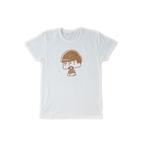 おそ松さん コルクプリントTシャツ チョロ松 白 L