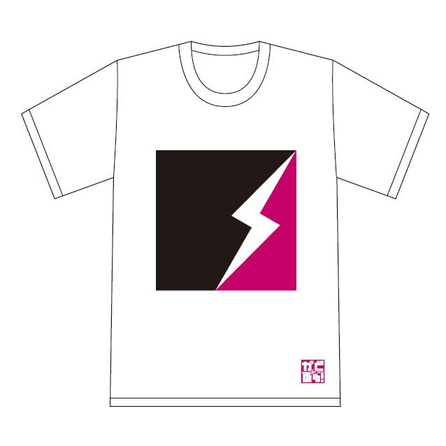 かどみゅ!イベントオリジナルTシャツ WHITE