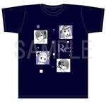 Re:ゼロから始める異世界生活 常夏のTシャツ M