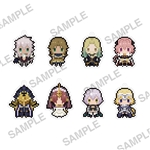 Fate/Apocrypha ぷちびっとストラップコレクション ver.black BOX