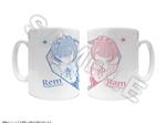 Re:ゼロから始める異世界生活 ラムとレムのぺあマグカップ