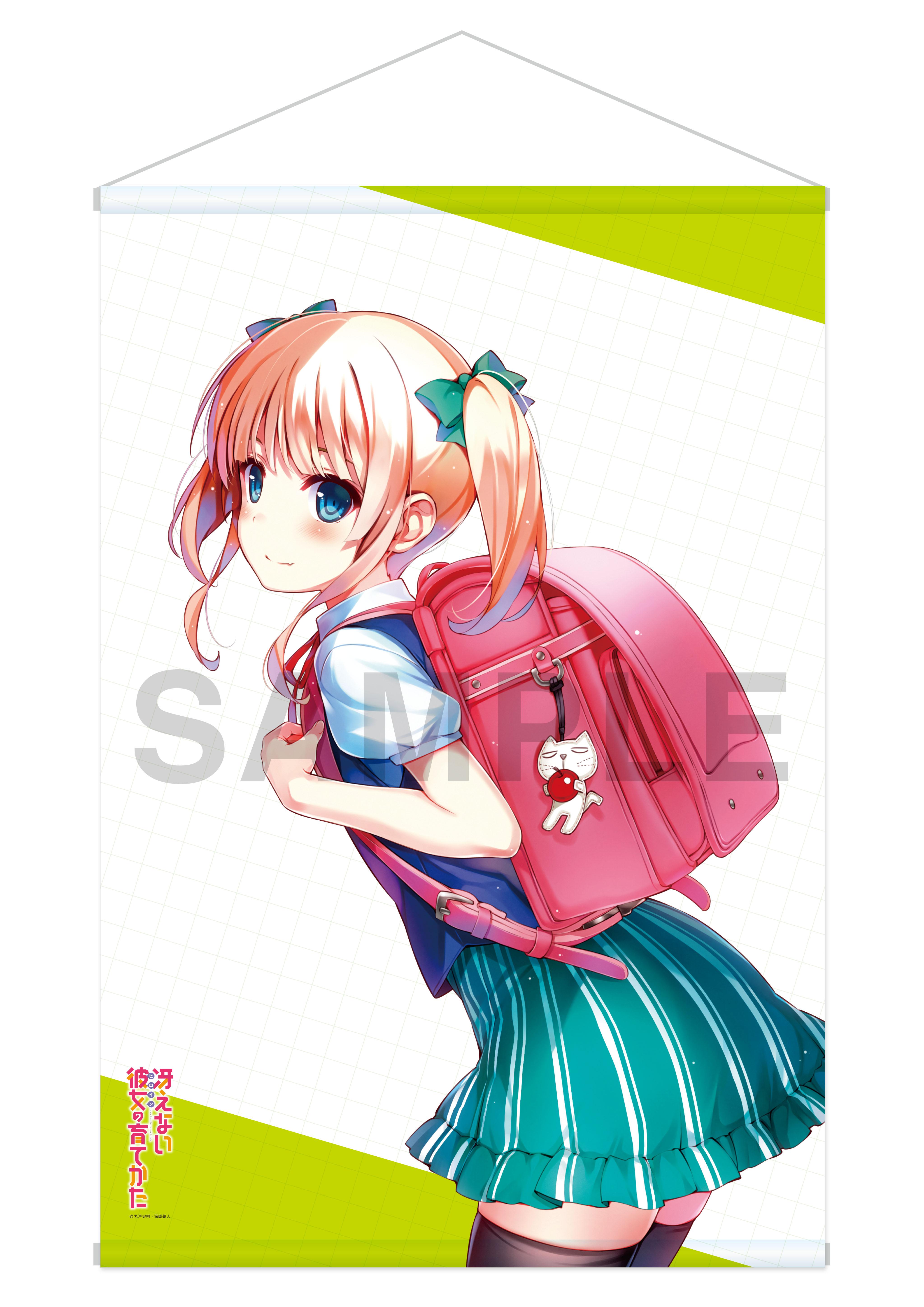 「冴えない彼女の育てかた」C93タペストリー 澤村・スペンサー・英梨々 3,500円