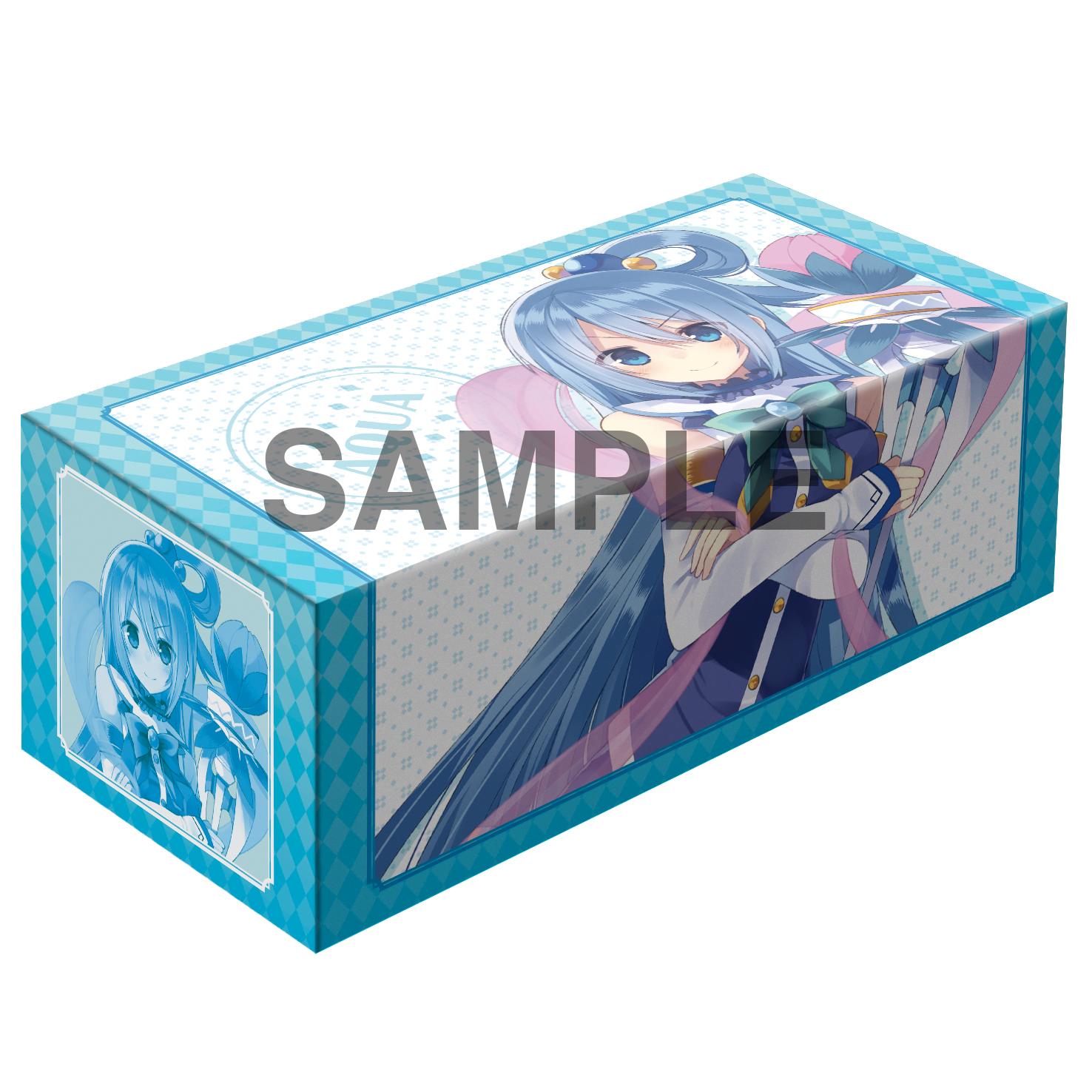 カードボックスコレクション「この素晴らしい世界に祝福を!2」 アクア 734円