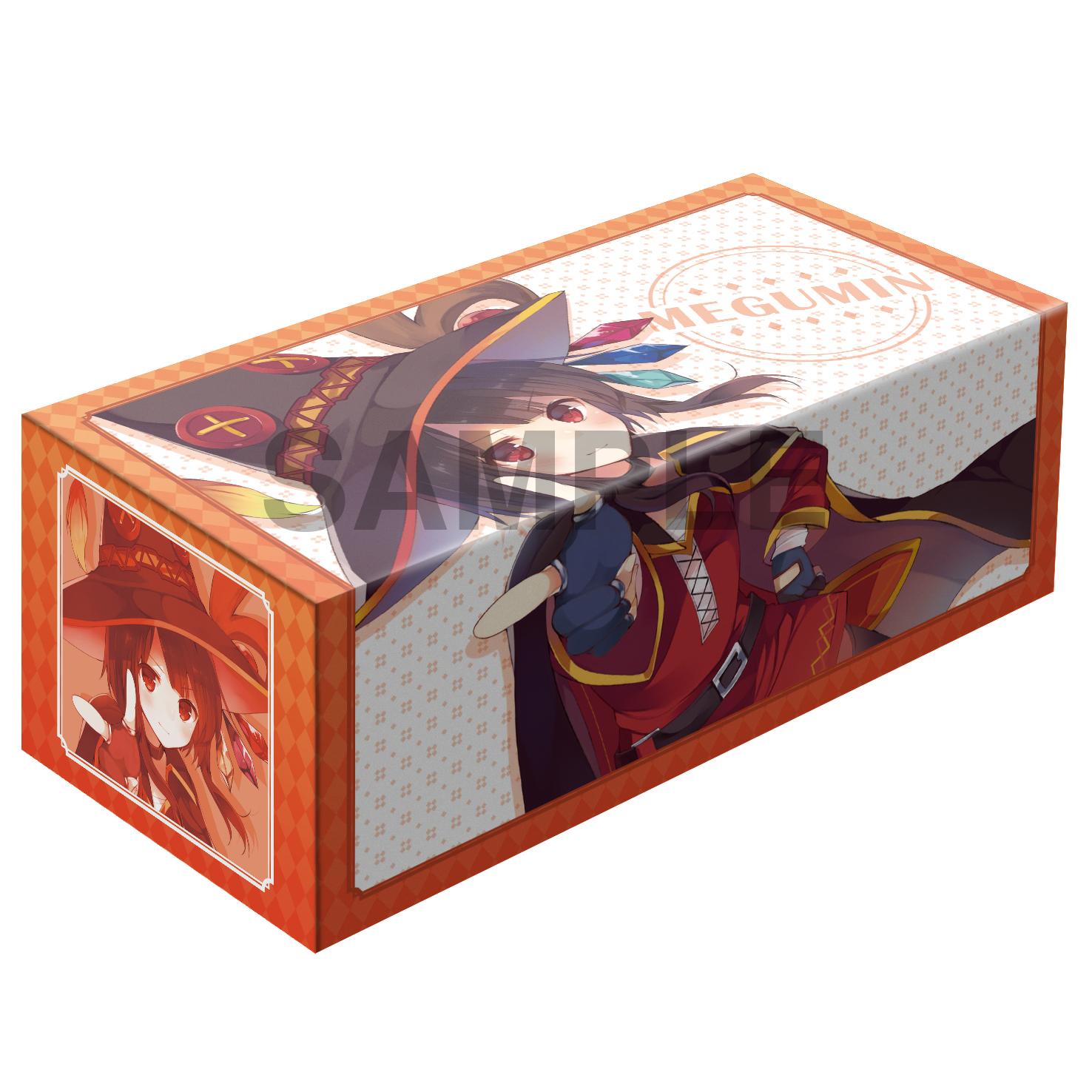 カードボックスコレクション「この素晴らしい世界に祝福を!2」 めぐみん 734円