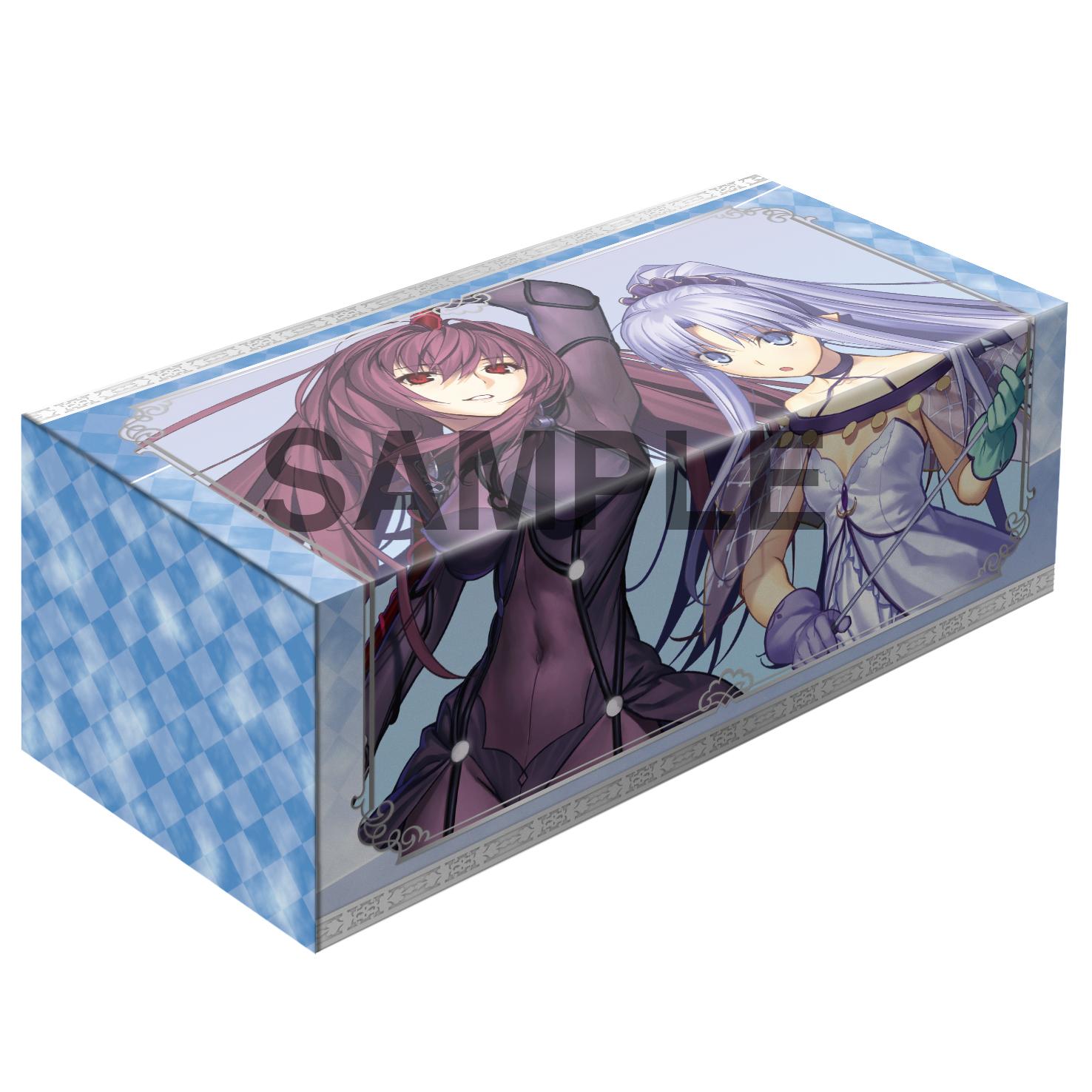 コンプティークカバーコレクション カードボックス 「Fate/Grand Order」 734円