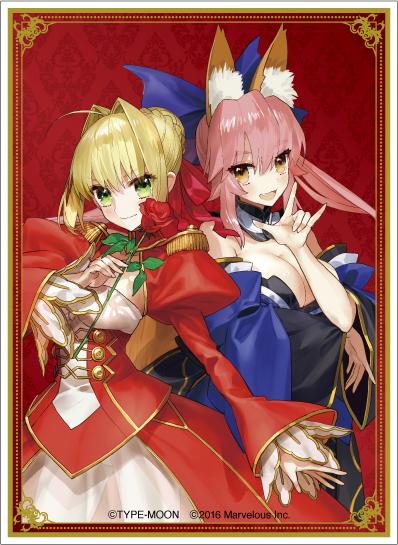 角スリvol.23 コンプティークカバーコレクション「Fate/EXTELLA」(KS-69) 972円