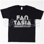 FANTASIA ANNIVERSARY LIVE 2019 記念ロゴTシャツ(XLサイズ)