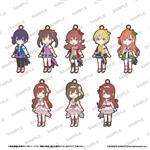 アイドルマスター シャイニーカラーズ ラバーストラップ (ユニット衣装Ver.) BOX.B BOX