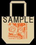 けものフレンズ2 ビッグトートバッグ〈サーバル・カラカル〉