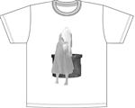 「貞子」Tシャツ リフレクターver.Lサイズ