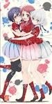 ラバープレイマットコレクション「ゾンビランドサガ」 さくら&愛&純子 ver. 3,240円