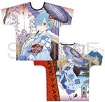 Re:ゼロから始める異世界生活 恋夢 フルグラフィックTシャツ