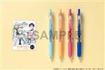 「あんさんぶるスターズ!」サラサクリップ カラーボールペン 4本セット fine 1,210円