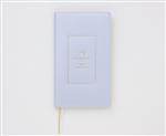 宮本佳実 my work life style 2020 diary ワークライフスタイル手帳2020【ラベンダーブルー】