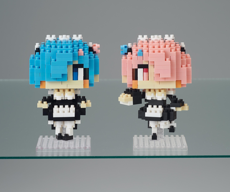 【セット販売】キャラナノ Re:ZERO レム&ラムセット