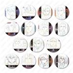 文豪ストレイドッグス 缶バッジ+(プラス)第3シーズンvol.4 BOX