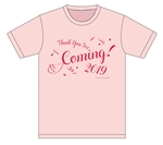 Thank You For Coming! 2019 Tシャツ (Lサイズ)