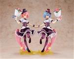 【限定予約販売】「Re:ゼロから始める異世界生活」ラム&レム 生誕祭Ver. コンプリートセット 1/7スケールフィギュア