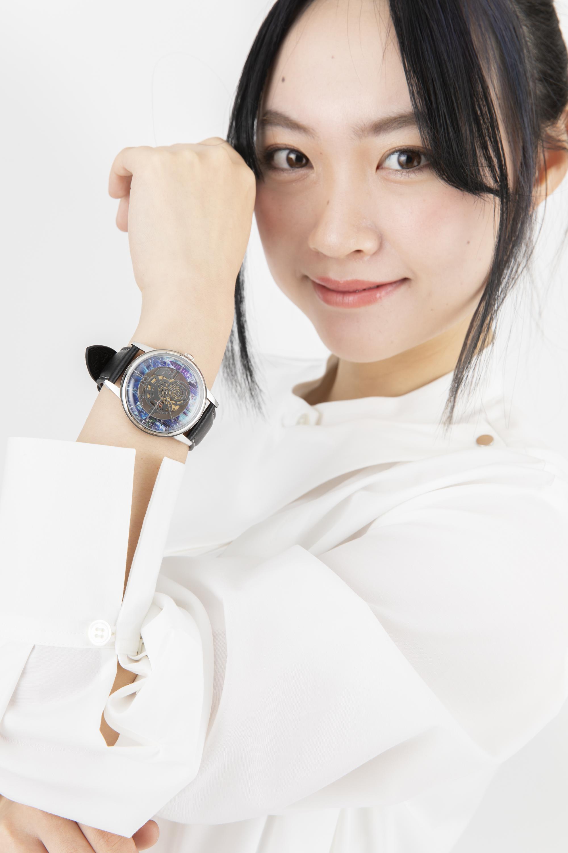 【アイドルマスター SideM】 腕時計_Cybernetics Warsモデル
