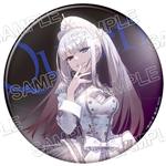 『デート・ア・バレット』アニメ化記念フェア 白の女王 BIG缶バッジ