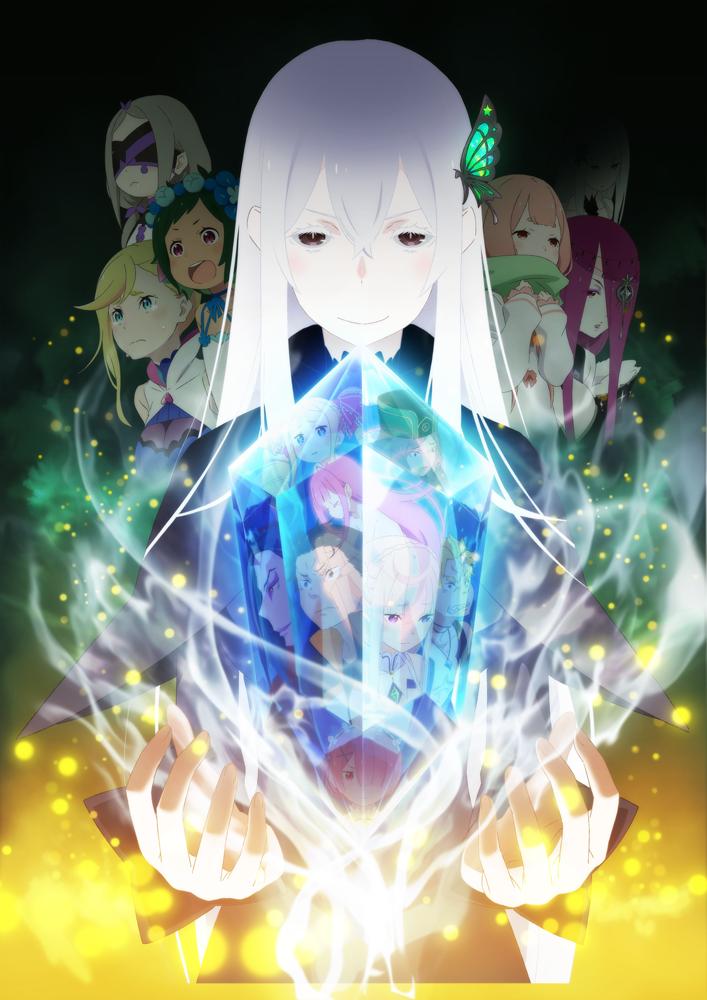 Re:ゼロから始める異世界生活 2nd season 3 DVD