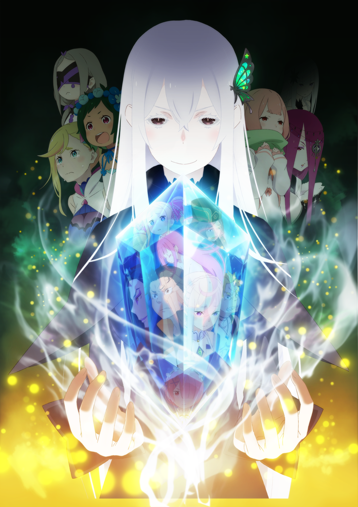 Re:ゼロから始める異世界生活 2nd season 4 Blu-ray