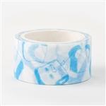 『パンどろぼう』マスキングテープ ブルー