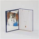 心霊探偵八雲 小沢晴香のネックレス スペシャルBOX&オリジナル短編小説付き 10金チェーン