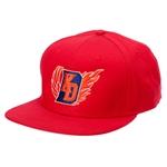 KADOKAWA DREAMS CAP / RED/MULTI / OS