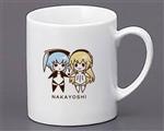 \先行/「武装神姫」NAKAYOSHIマグカップ(アーンヴァル&ストラーフ)