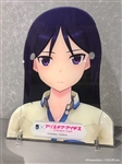EJアニメホテル 「アリス・ギア・アイギス」特製眼鏡かけスタンド(文嘉)