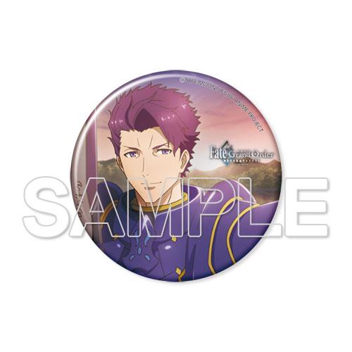 『Fate/Grand Order -神聖円卓領域キャメロット-』ランスロット BIG缶バッジ