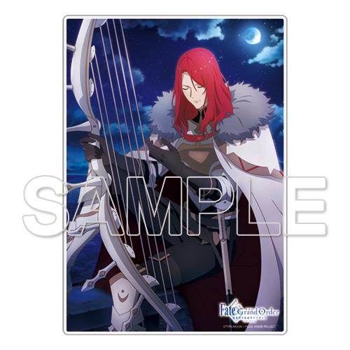『Fate/Grand Order -神聖円卓領域キャメロット-』トリスタン ビッグアクリルスタンド