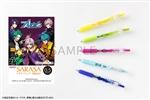 「アルゴナビスfrom BanG Dream! AAside」サラサクリップカラーボールペン 5本セット εpsilonΦ ver.