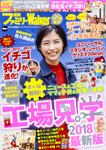 関西ファミリーウォーカー'17→'18冬号 630円
