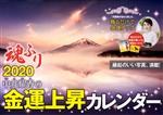 中井耀香の金運上昇カレンダー2020 魂ふり
