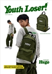 YouthLoser 1997 BACKPACK MOOK SPECIAL KHAKI EDITION